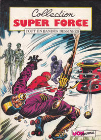 Cover Thumbnail for Super Force (Mon Journal, 1980 series) #9