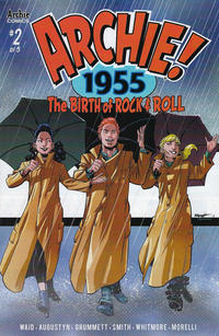 Cover Thumbnail for Archie 1955 (Archie, 2019 series) #2 [Cover B Ray-Anthony Height]