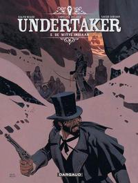 Cover Thumbnail for Undertaker (Dargaud Benelux, 2015 series) #5 - De witte indiaan