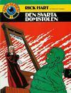 Cover for Örn-serien [Örnserien] (Semic, 1982 series) #1 - Rick Hart: Den svarta domstolen