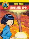 Cover for Örn-serien [Örnserien] (Semic, 1982 series) #12 - Yoko Tsuno: Livsfarlig vind