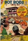 Cover for Hot Rods and Racing Cars (Charlton, 1951 series) #42