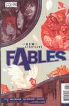 Cover for Fables (DC, 2002 series) #6