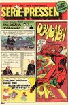 Cover for Serie-pressen (Saxon & Lindström, 1971 series) #5/1972