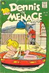 Cover for Dennis the Menace (Hallden; Fawcett, 1959 series) #34