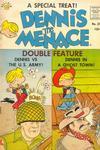 Cover for Dennis the Menace (Hallden; Fawcett, 1959 series) #37
