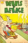 Cover for Dennis the Menace (Hallden; Fawcett, 1959 series) #40