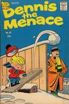 Cover for Dennis the Menace (Hallden; Fawcett, 1959 series) #41