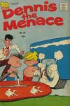 Cover for Dennis the Menace (Hallden; Fawcett, 1959 series) #45