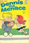 Cover for Dennis the Menace (Hallden; Fawcett, 1959 series) #53