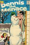 Cover for Dennis the Menace (Hallden; Fawcett, 1959 series) #58