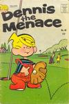 Cover for Dennis the Menace (Hallden; Fawcett, 1959 series) #60