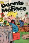 Cover for Dennis the Menace (Hallden; Fawcett, 1959 series) #72