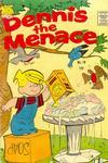 Cover for Dennis the Menace (Hallden; Fawcett, 1959 series) #79