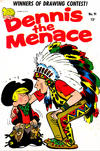 Cover for Dennis the Menace (Hallden; Fawcett, 1959 series) #91