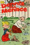 Cover for Dennis the Menace (Hallden; Fawcett, 1959 series) #102