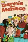 Cover for Dennis the Menace (Hallden; Fawcett, 1959 series) #127