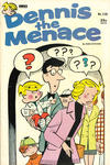 Cover for Dennis the Menace (Hallden; Fawcett, 1959 series) #135