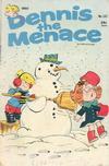 Cover for Dennis the Menace (Hallden; Fawcett, 1959 series) #137