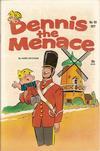 Cover for Dennis the Menace (Hallden; Fawcett, 1959 series) #151