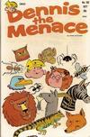 Cover for Dennis the Menace (Hallden; Fawcett, 1959 series) #152