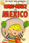 Cover for Dennis the Menace Giant (Hallden; Fawcett, 1958 series) #8 - Dennis the Menace in Mexico