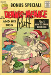 Cover for Dennis the Menace Giant (Hallden; Fawcett, 1958 series) #14 - Dennis the Menace and His Dog Ruff