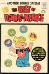 Cover for Dennis the Menace Giant (Hallden; Fawcett, 1958 series) #21 - The Best of Dennis the Menace