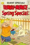 Cover for Dennis the Menace Giant (Hallden; Fawcett, 1958 series) #36 - Dennis the Menace Spring Special