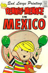 Cover for Dennis the Menace Giant (Hallden; Fawcett, 1958 series) #38 - Dennis the Menace in Mexico