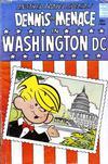 Cover for Dennis the Menace Giant (Hallden; Fawcett, 1958 series) #40 - Dennis the Menace in Washington D.C.