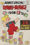 Cover for Dennis the Menace Giant (Hallden; Fawcett, 1958 series) #41 - Dennis the Menace from A to Z