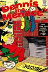 Cover for Dennis the Menace Giant (Hallden; Fawcett, 1958 series) #43 - Dennis the Menace [Christmas Special]