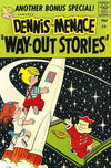 Cover for Dennis the Menace Giant (Hallden; Fawcett, 1958 series) #48 - Dennis the Menace 'Way Out Stories'