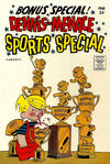Cover for Dennis the Menace Giant (Hallden; Fawcett, 1958 series) #52 - Dennis the Menace Sports Special