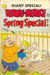 Cover for Dennis the Menace Giant (Hallden; Fawcett, 1958 series) #53 - Dennis the Menace Spring Special