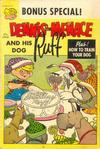 Cover for Dennis the Menace Giant (Hallden; Fawcett, 1958 series) #54 - Dennis the Menace and His Dog Ruff