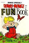 Cover for Dennis the Menace Giant (Hallden; Fawcett, 1958 series) #62 - Dennis the Menace Fun Book