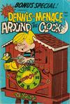 Cover for Dennis the Menace Giant (Hallden; Fawcett, 1958 series) #65 - Dennis the Menace Around the Clock