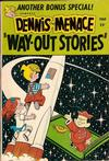 Cover for Dennis the Menace Giant (Hallden; Fawcett, 1958 series) #73 - Dennis the Menace 'Way Out Stories'