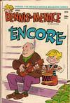 Cover for Dennis the Menace Bonus Magazine Series (Hallden; Fawcett, 1970 series) #117