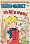 Cover for Dennis the Menace Bonus Magazine Series (Hallden; Fawcett, 1970 series) #118