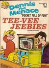 Cover for Dennis the Menace Pocket Full of Fun (Hallden; Fawcett, 1969 series) #3