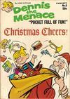 Cover for Dennis the Menace Pocket Full of Fun (Hallden; Fawcett, 1969 series) #6