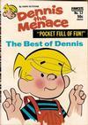 Cover for Dennis the Menace Pocket Full of Fun (Hallden; Fawcett, 1969 series) #12