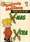 Cover for Dennis the Menace Pocket Full of Fun (Hallden; Fawcett, 1969 series) #14