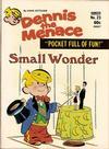 Cover for Dennis the Menace Pocket Full of Fun (Hallden; Fawcett, 1969 series) #23