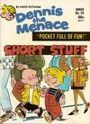 Cover for Dennis the Menace Pocket Full of Fun (Hallden; Fawcett, 1969 series) #24