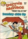Cover for Dennis the Menace Pocket Full of Fun (Hallden; Fawcett, 1969 series) #25