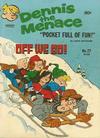 Cover for Dennis the Menace Pocket Full of Fun (Hallden; Fawcett, 1969 series) #27